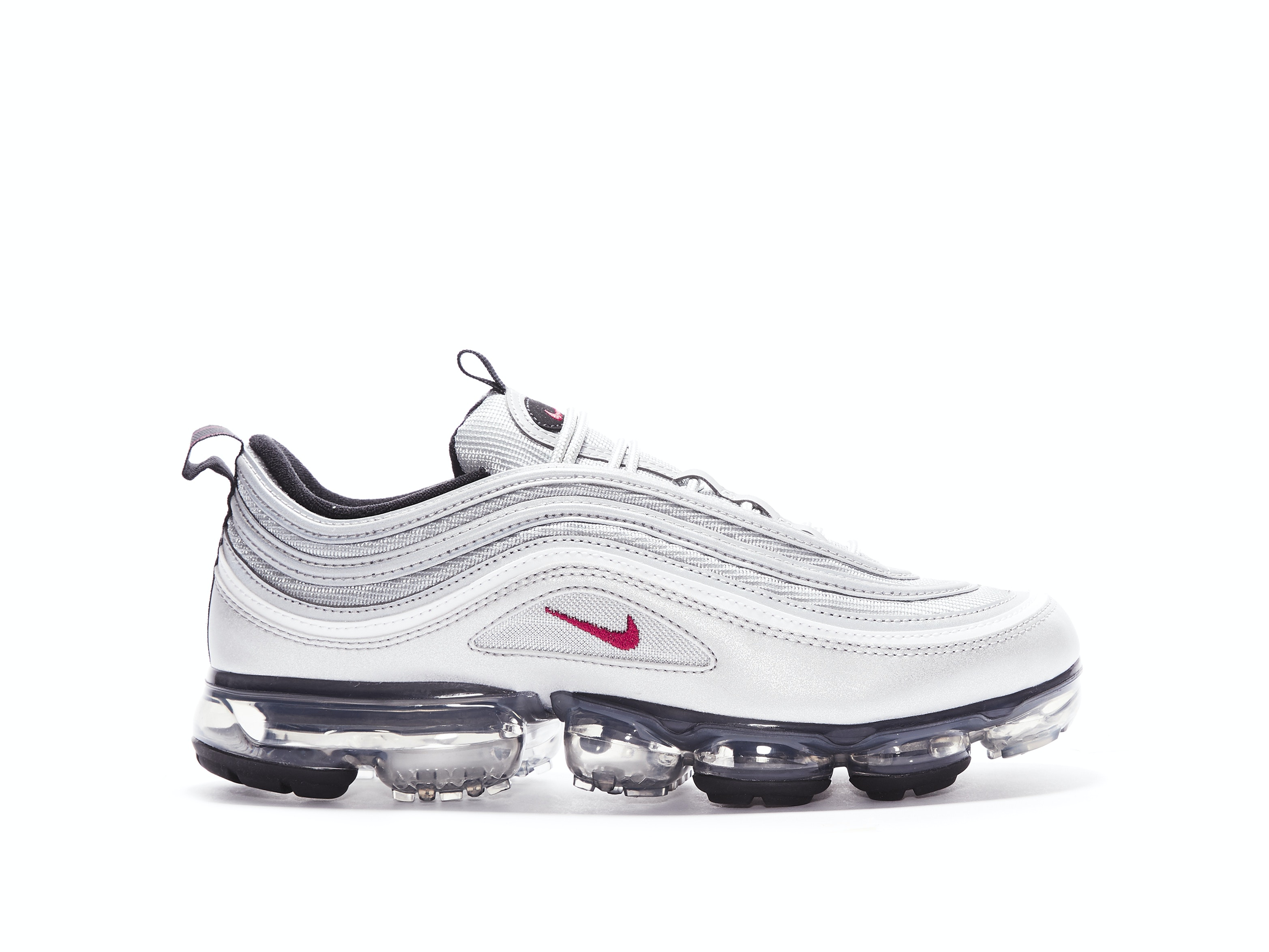 lowest price bf813 291c1 Shop Air VaporMax 97 Silver Bullet Online | Laced