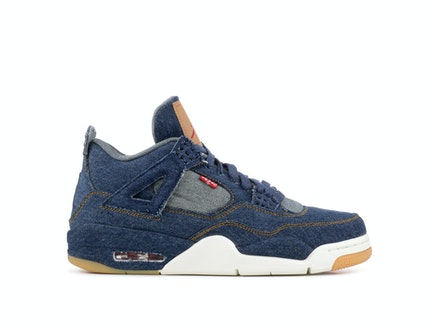 Air Jordan 4 Retro Denim x Levi's