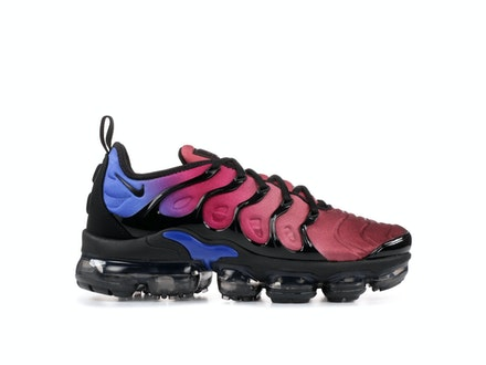 Air VaporMax Plus Black Red Hyper Violet (W)