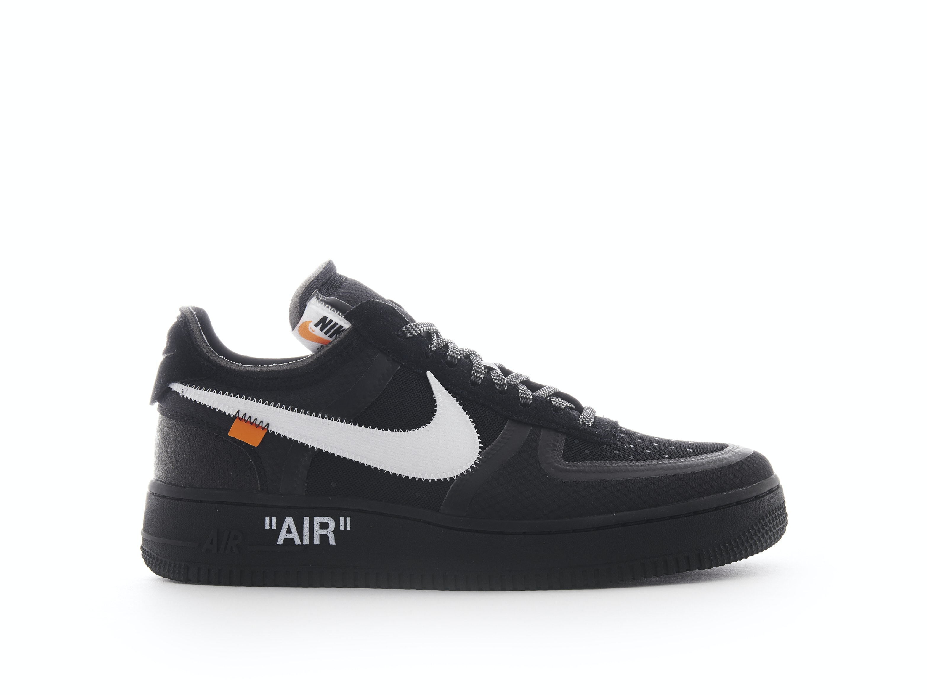 1784c2c30bdc0 Shop Air Force 1 Low Black x Off-White Online | Laced