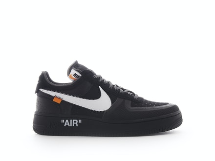 Air Force 1 Low Black x Off-White