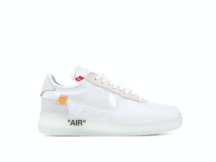 Air Force 1 Low White x Off-White