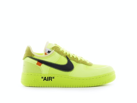Air Force 1 Low Volt x Off-White