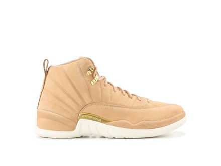 Air Jordan 12 Retro Vachetta Tan (W)