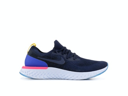 Epic React Flyknit College Navy