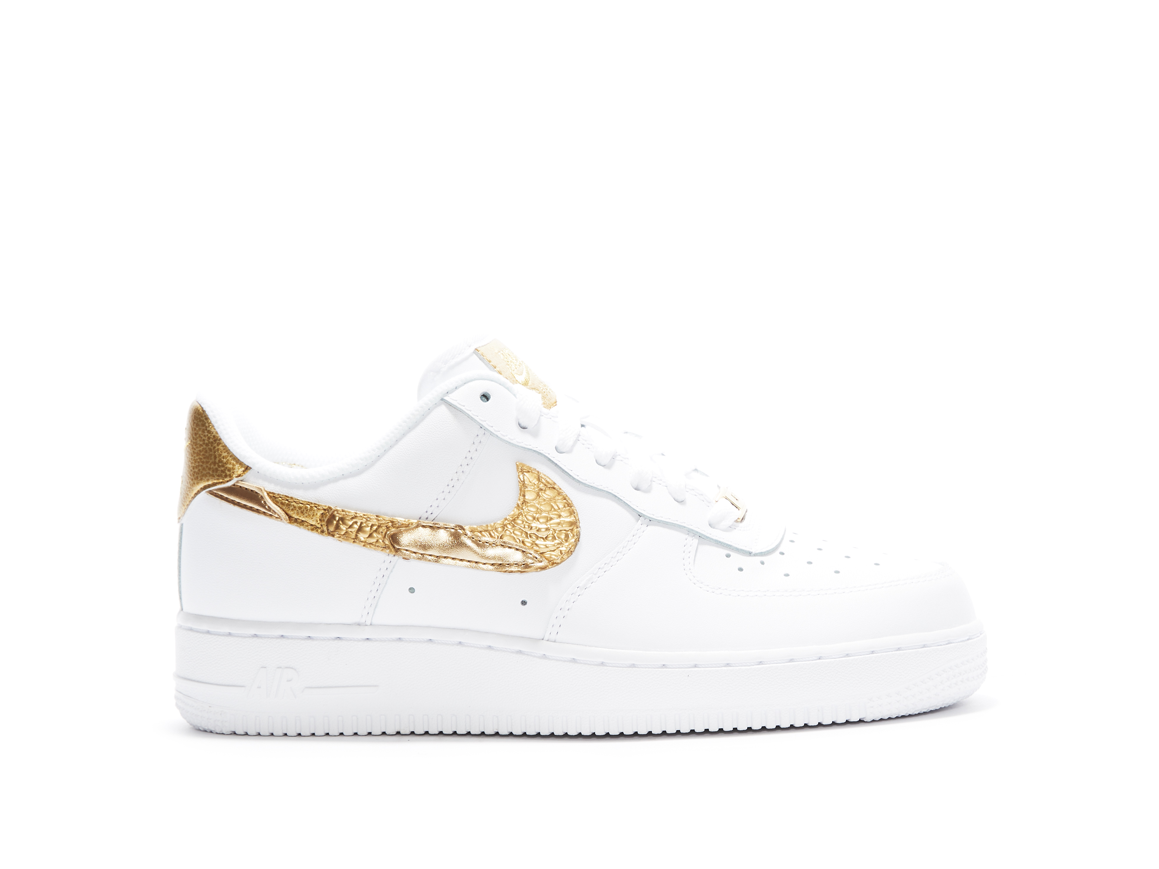 Air Force 1 CR7 Golden Patchwork
