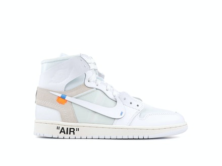 Air Jordan 1 Retro High White x Off-White