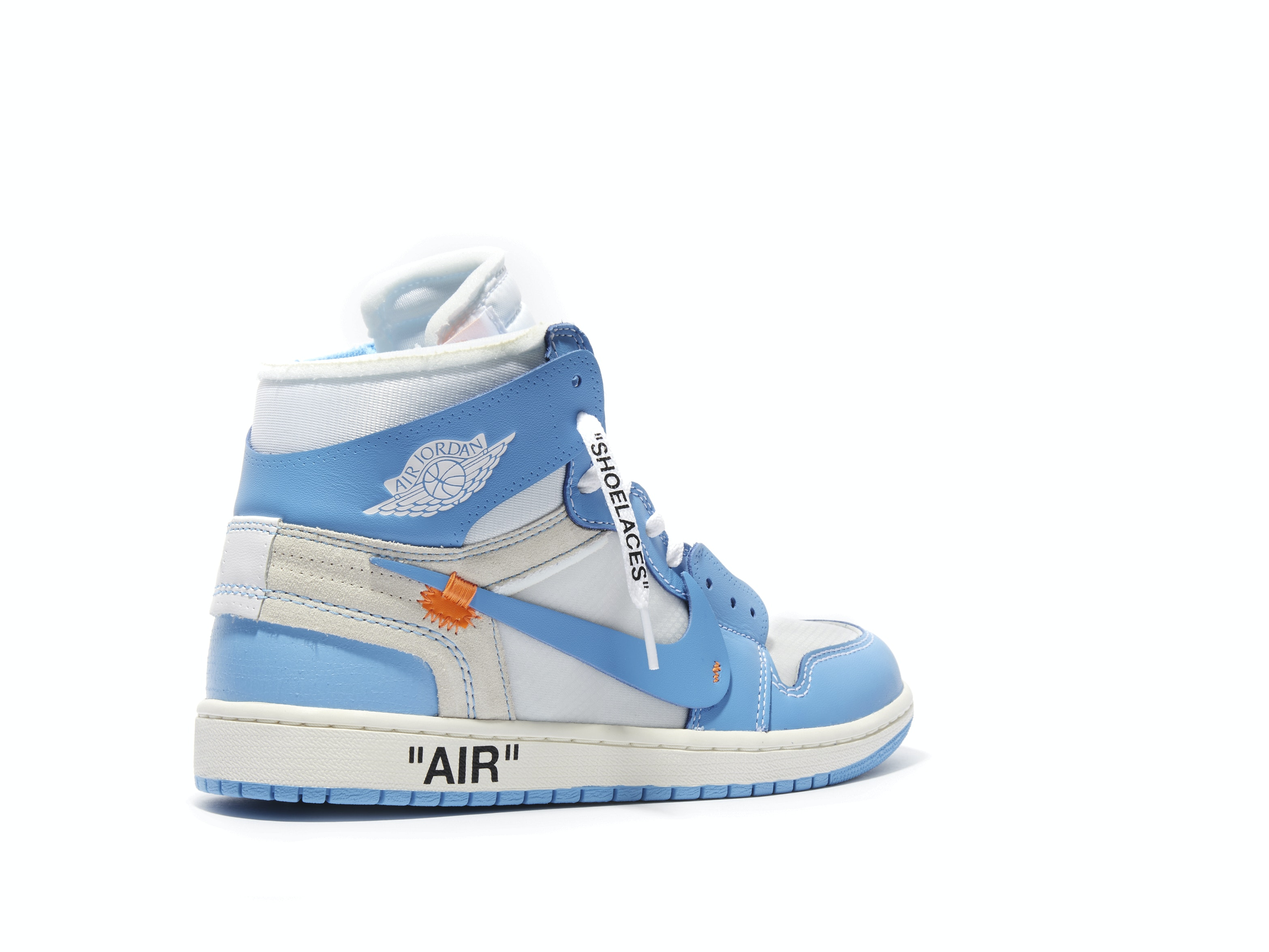 e483c2aa02fd7e Shop Air Jordan 1 Retro High UNC x Off-White Online