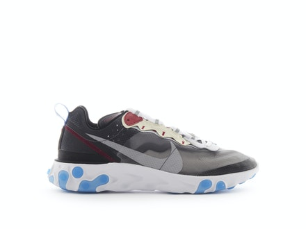 React Element 87 Dark Grey