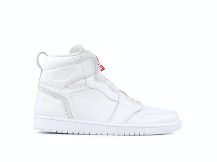 Air Jordan 1 Retro High Zip White (W)