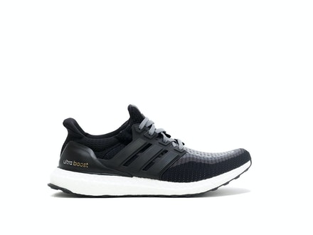 Black Grey UltraBoost 2.0