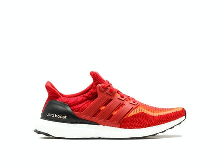 Red Gradient UltraBoost 2.0