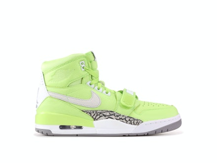 Air Jordan Legacy 312 Ghost Green x Just Don