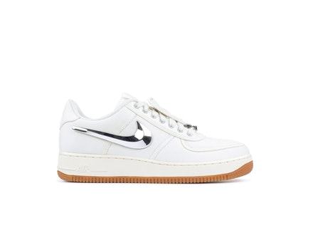 Travis Scott x Air Force 1 Sail