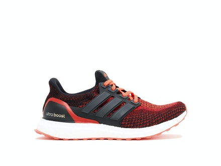 Solar Red UltraBoost 2.0