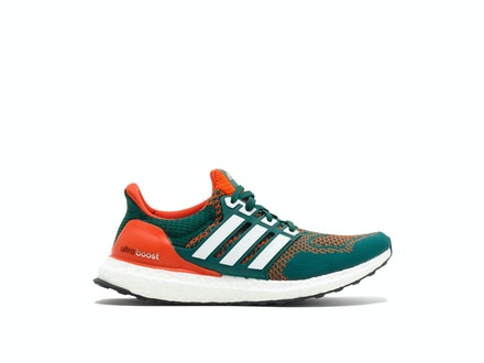 Miami Hurricances UltraBoost 1.0