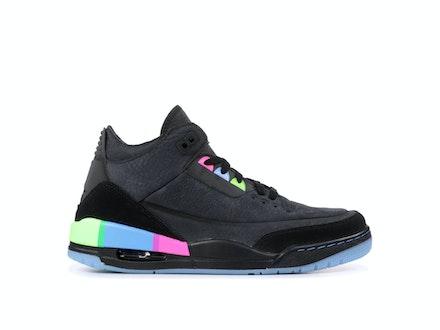 Air Jordan 3 Retro Quai 54