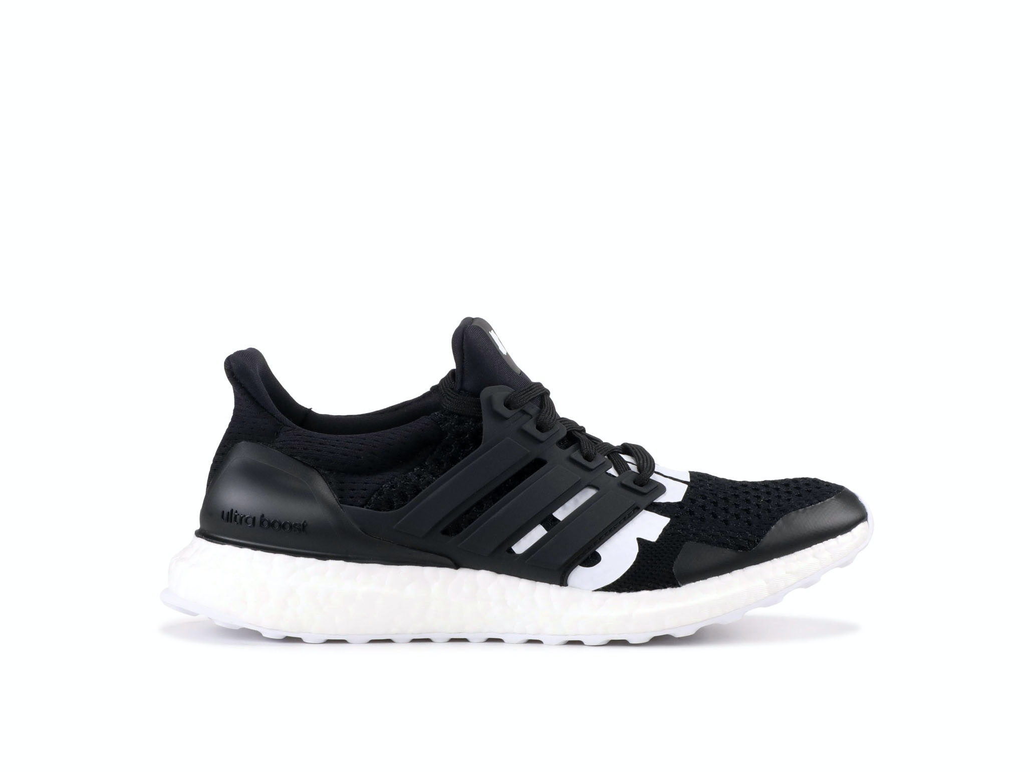 f49f187e7 Shop Black UltraBoost 4.0 x Undefeated Online