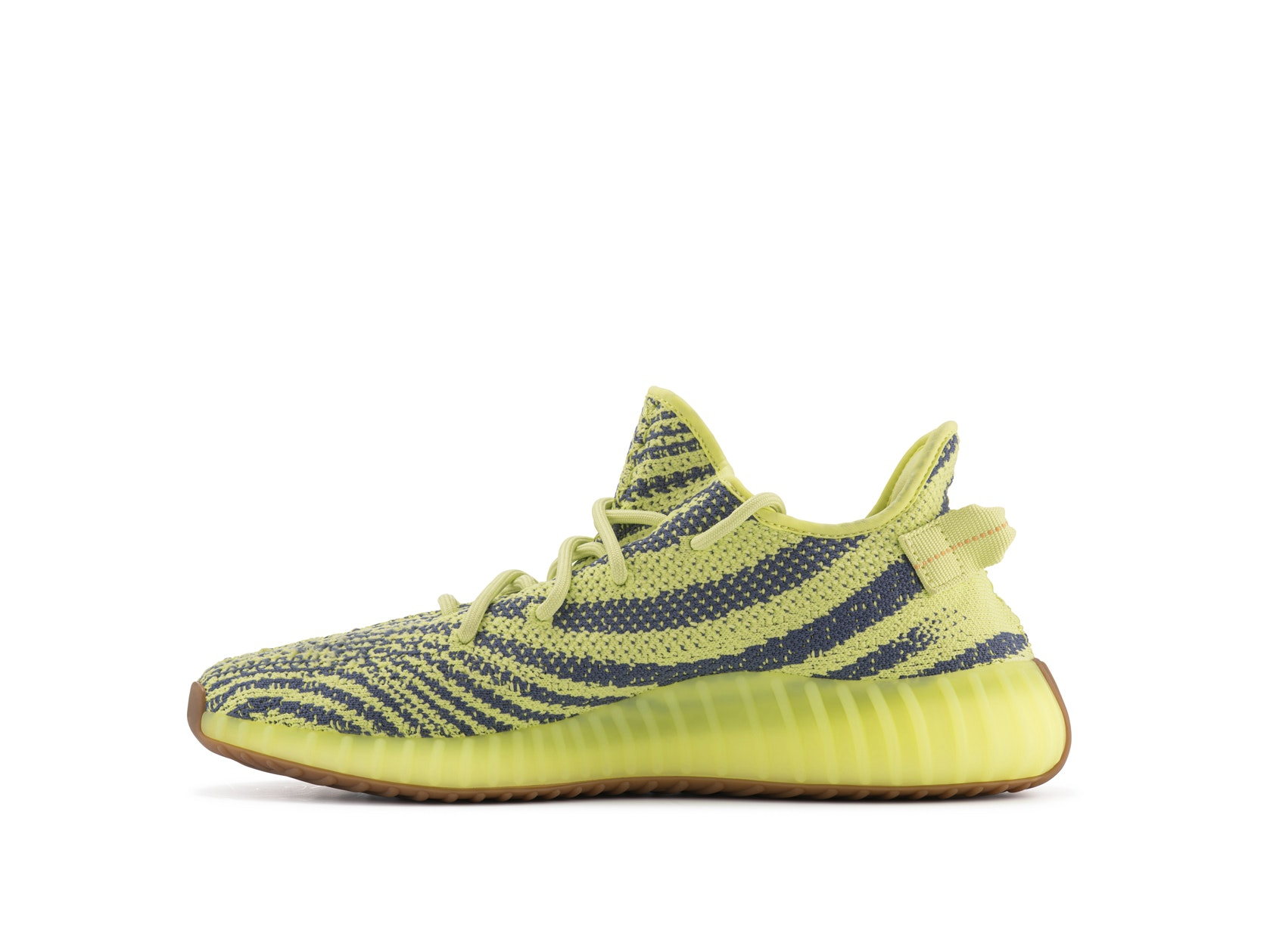 94dc3f481 Yeezy Boost 350 V2 Semi Frozen Yellow. 100% AuthenticAvg Delivery Time  1-2  days. Adidas   B37572