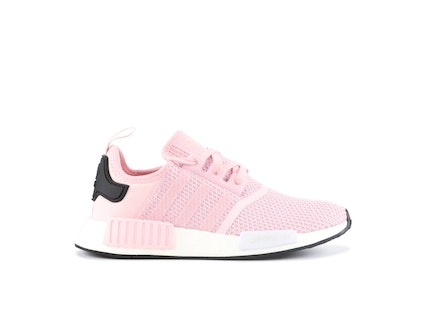 Clear Pink NMD R1 (W)