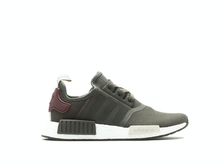 Olive Maroon NMD R1 (W)