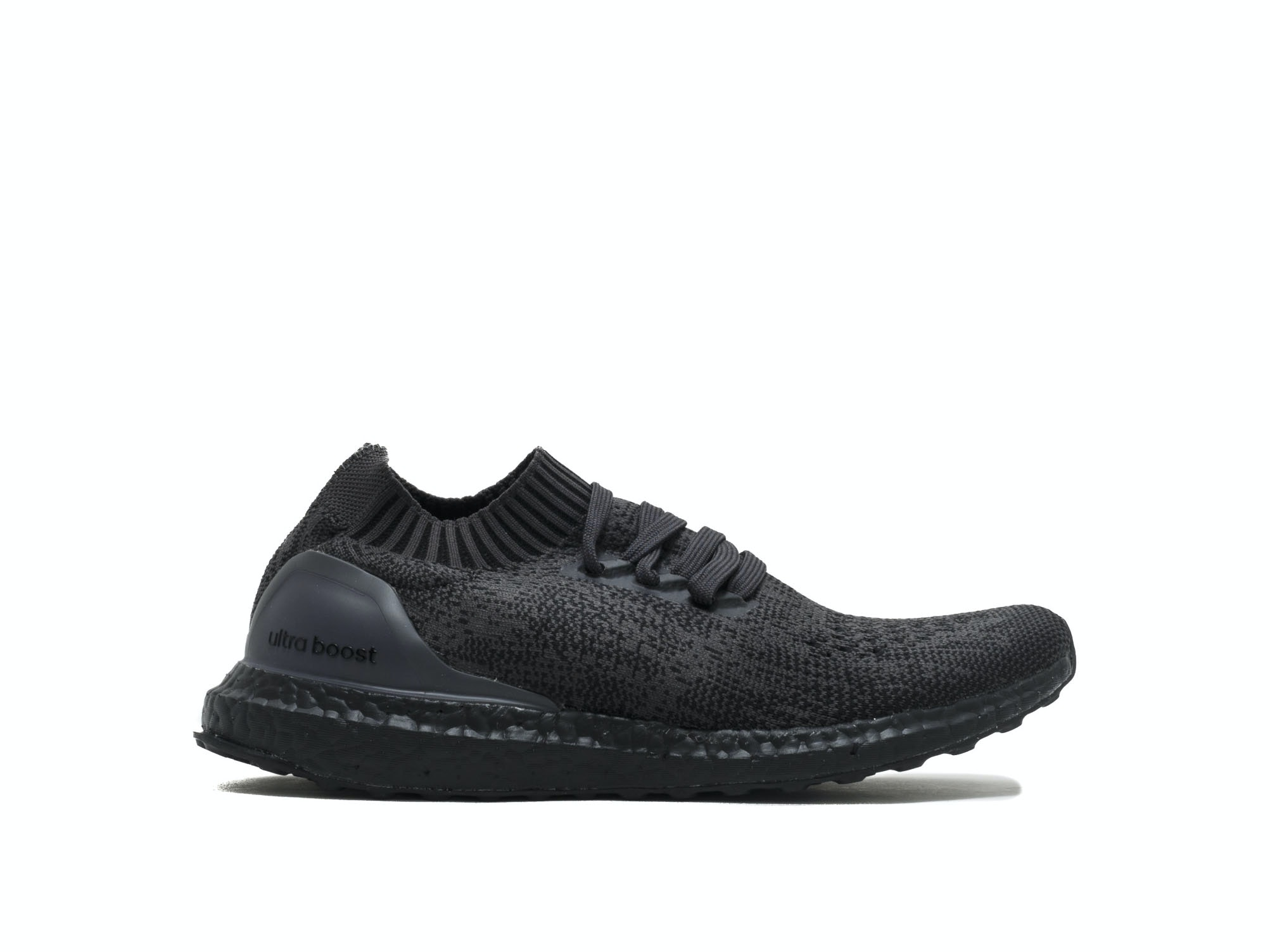 7ab34741fe08a Shop Triple Black UltraBoost Uncaged Online