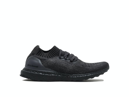 Triple Black UltraBoost Uncaged