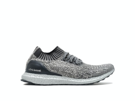 Silver Boost UltraBoost Uncaged