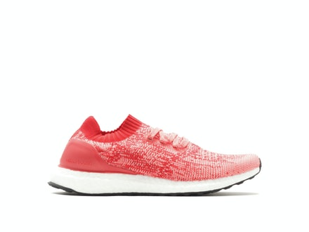 Shock Red UltraBoost Uncaged