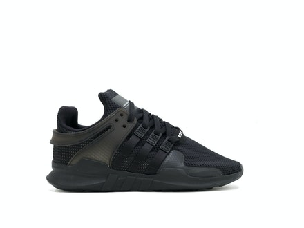 Triple Black EQT Support ADV