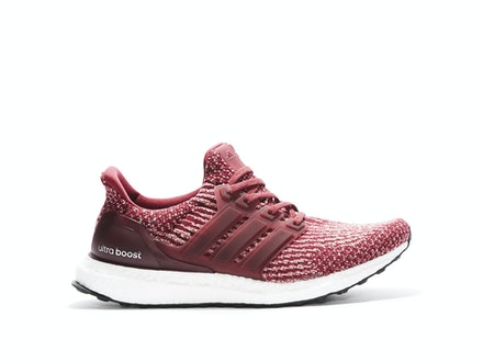 Collegiate Burgundy UltraBoost 3.0