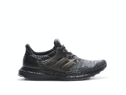 Black Silver UltraBoost 3.0