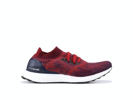 Burgundy UltraBoost Uncaged