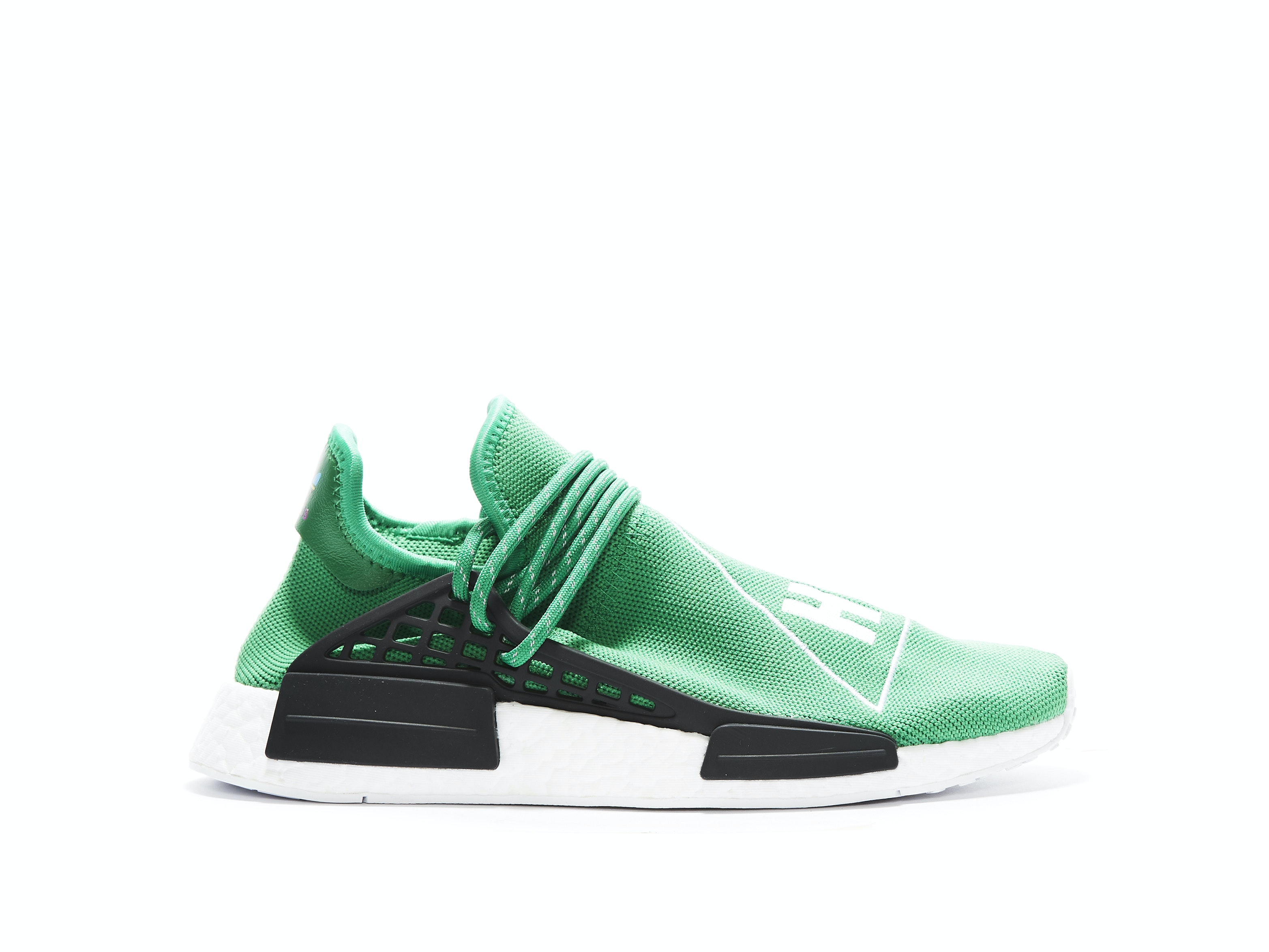 513da243fcd10 Shop NMD Human Race x Pharrell Green Online