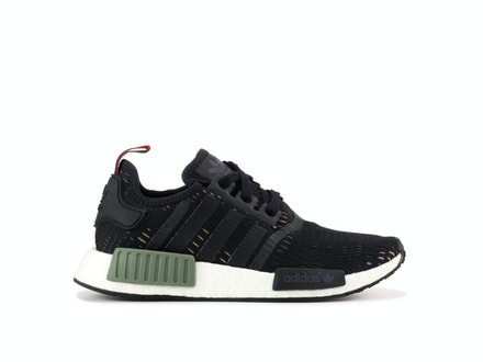Base Green NMD R1