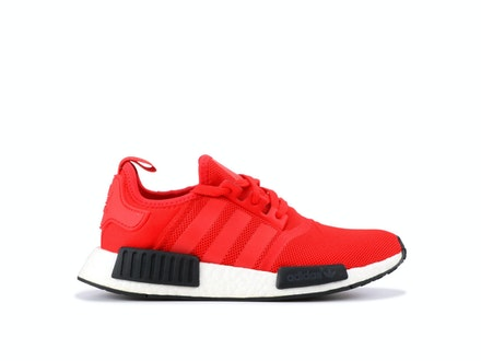 Clear Red NMD R1