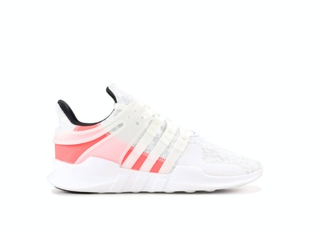 EQT Support ADV White Turbo