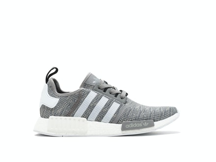 Solid Grey Camo Glitch NMD R1