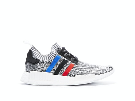 NMD R1 Primeknit Tri Color