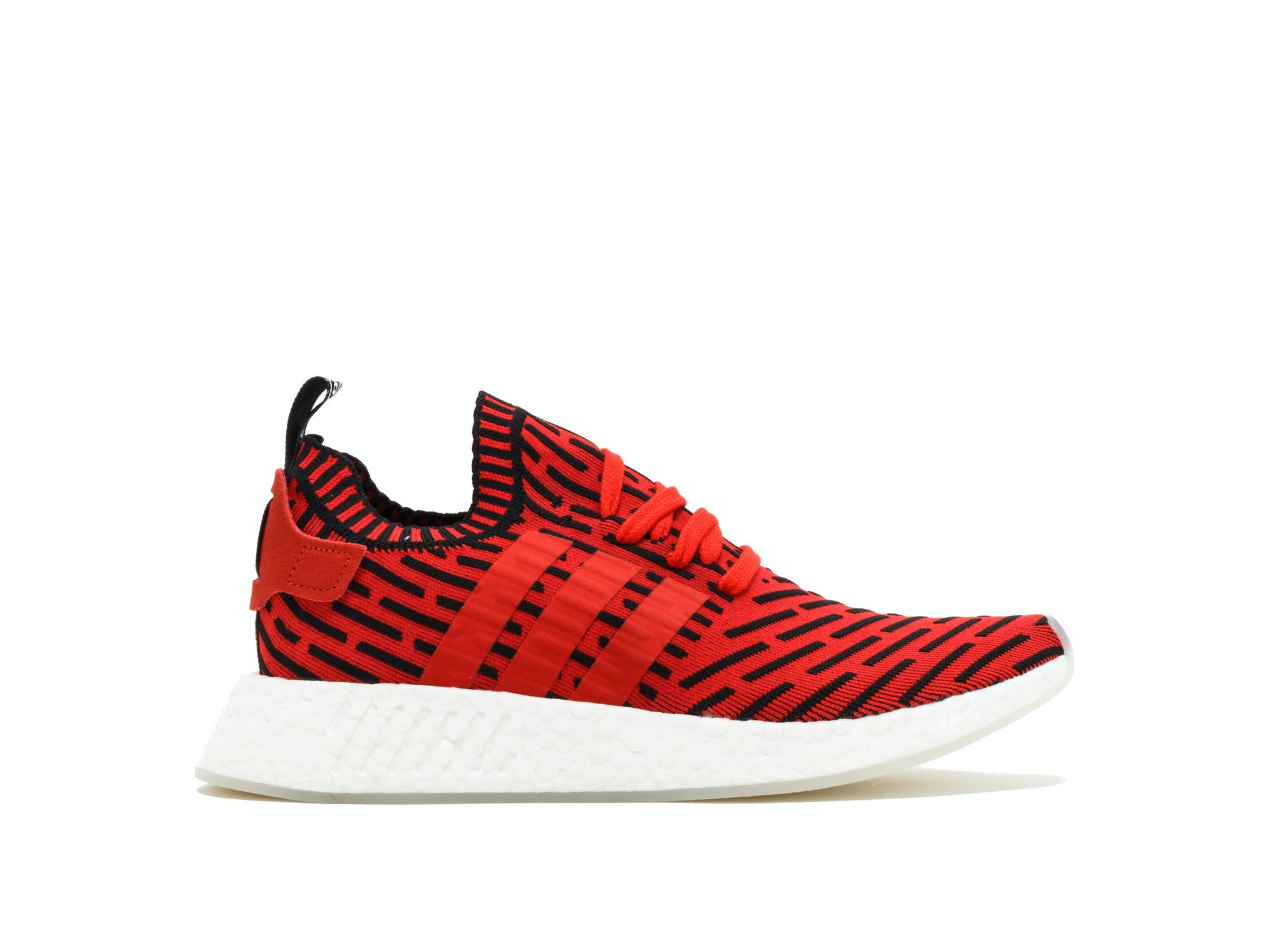 e44f63b0a Shop Primeknit Core Red NMD R2 Online
