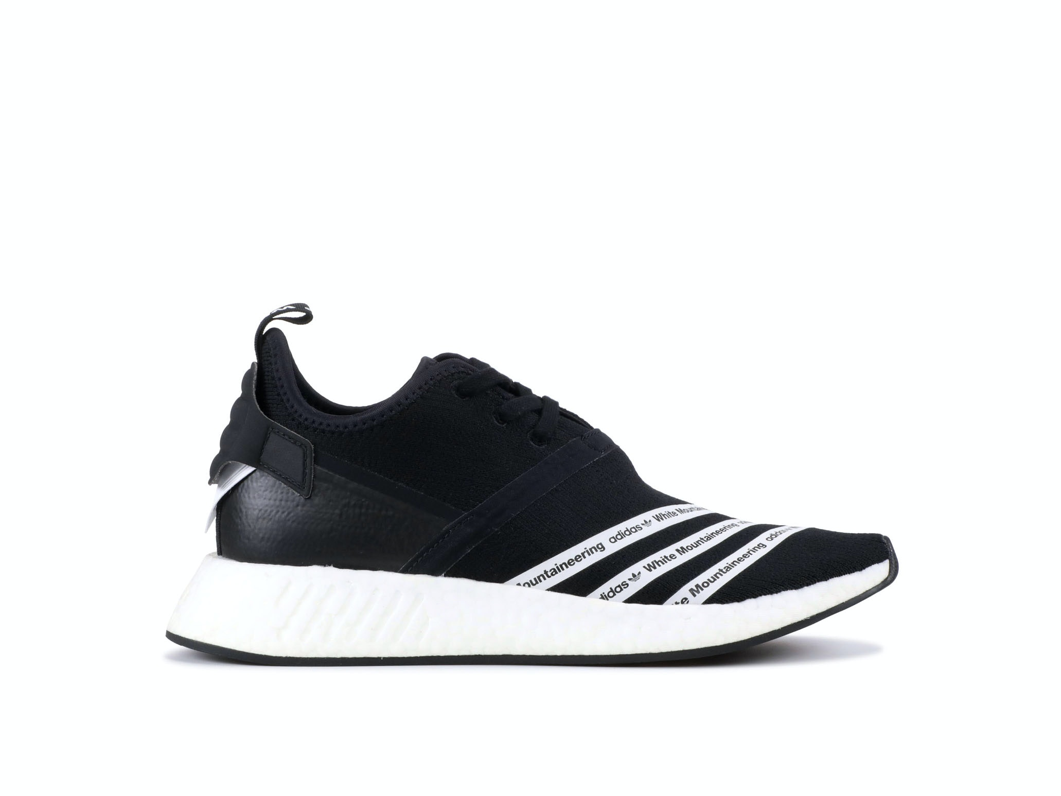 new concept 4fa16 4b250 Shop Primeknit NMD R2 x White Mountaineering Online   Laced