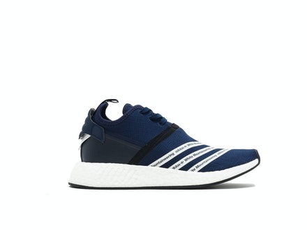 Primeknit Collegiate Navy NMD R2 x White Mountaineering
