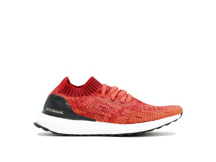 Solar Red UltraBoost Uncaged
