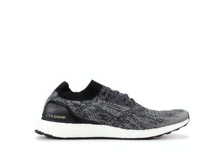 Core Black UltraBoost Uncaged