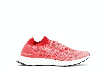 Shock Red UltraBoost Uncaged (W)