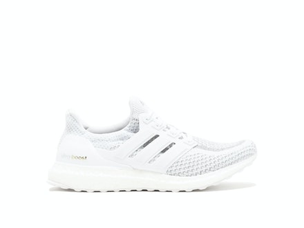 White Reflective UltraBoost 2.0