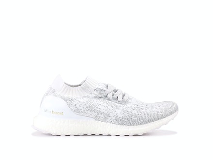 White Reflective UltraBoost Uncaged