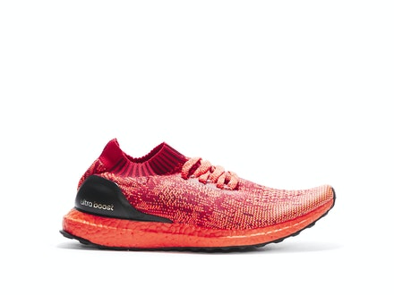 Red Boost UltraBoost Uncaged Limited