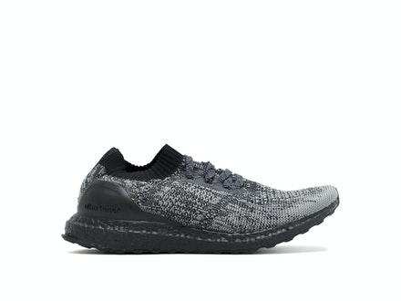 Black Boost UltraBoost Uncaged