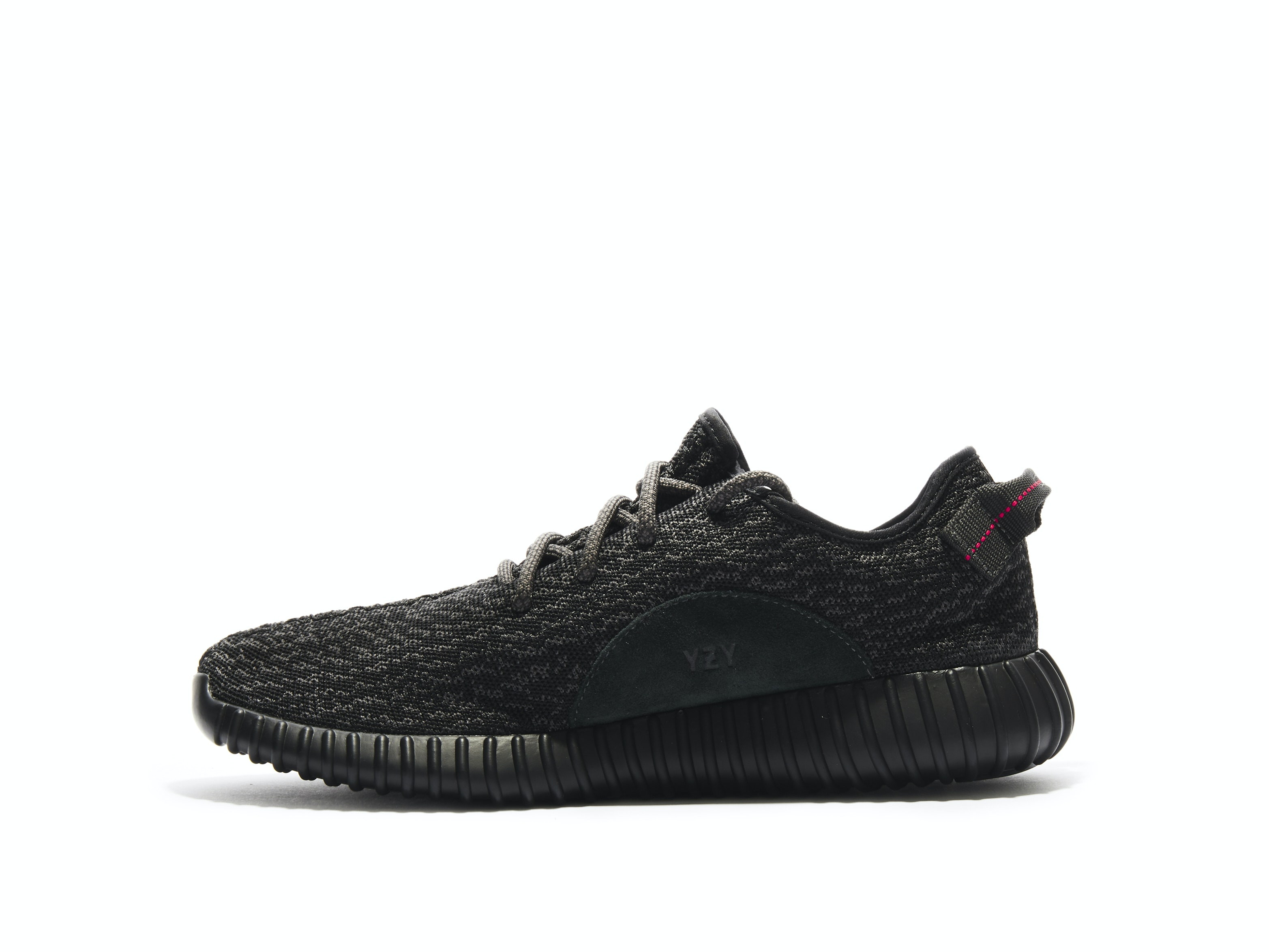 b44aeab79a3cd Yeezy Boost 350 Pirate Black (2016). 100% AuthenticAvg Delivery Time  1-2  days. Adidas   BB5350